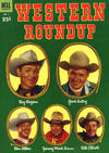 Cover for Western Roundup (Dell, 1952 series) #2