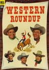 Cover for Western Roundup (Dell, 1952 series) #3