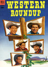 Cover for Western Roundup (Dell, 1952 series) #4