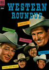 Cover for Western Roundup (Dell, 1952 series) #6