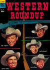 Cover for Western Roundup (Dell, 1952 series) #8