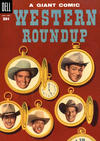 Cover for Western Roundup (Dell, 1952 series) #10