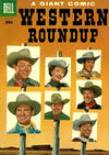 Cover for Western Roundup (Dell, 1952 series) #12