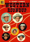 Cover for Western Roundup (Dell, 1952 series) #13
