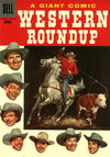 Cover for Western Roundup (Dell, 1952 series) #16