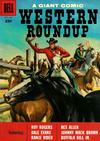 Cover for Western Roundup (Dell, 1952 series) #20