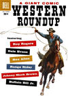 Cover for Western Roundup (Dell, 1952 series) #21