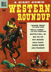 Cover for Western Roundup (Dell, 1952 series) #23