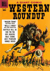 Cover for Western Roundup (Dell, 1952 series) #24