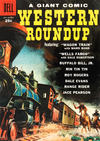 Cover for Western Roundup (Dell, 1952 series) #25
