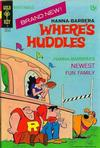 Cover for Hanna-Barbera Where's Huddles (Western, 1971 series) #1