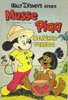Cover for Walt Disney's serier (Richters Förlag AB, 1950 series) #1/1955