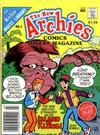 Cover for The New Archies Comics Digest Magazine (Archie, 1988 series) #3 [Newsstand]