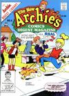 Cover for The New Archies Comics Digest Magazine (Archie, 1988 series) #6