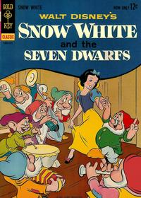 Cover Thumbnail for Snow White & The Seven Dwarfs (Western, 1963 series)