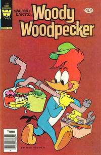 Cover Thumbnail for Walter Lantz Woody Woodpecker (Western, 1962 series) #188