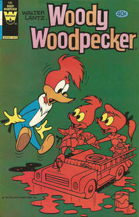 Cover Thumbnail for Walter Lantz Woody Woodpecker (Western, 1962 series) #190