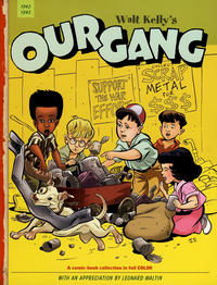 Cover Thumbnail for Walt Kelly's Our Gang (Fantagraphics, 2006 series) #1 - 1942-1943