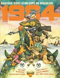 Cover Thumbnail for 1984 (Semic Press, 1979 series) #10