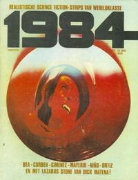 Cover Thumbnail for 1984 (Semic Press, 1979 series) #11