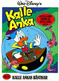 Cover Thumbnail for Kalle Ankas bästisar (Hemmets Journal, 1974 series) #16