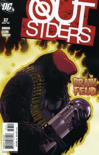 Cover Thumbnail for Outsiders (DC, 2003 series) #37
