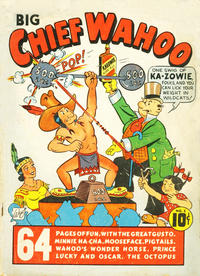 Cover Thumbnail for Big Chief Wahoo (Eastern Color, 1942 series) #1