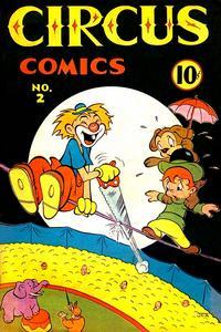 Cover Thumbnail for Circus Comics (Farm Women's Publishing Company, 1945 series) #2