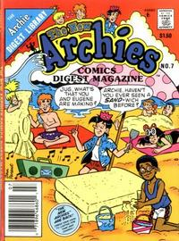 Cover Thumbnail for The New Archies Comics Digest Magazine (Archie, 1988 series) #7