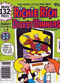 Cover Thumbnail for Richie Rich Digest Winners (Harvey, 1977 series) #8