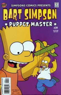 Cover Thumbnail for Simpsons Comics Presents Bart Simpson (Bongo, 2000 series) #29