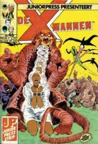 Cover Thumbnail for De X-Mannen (Juniorpress, 1983 series) #46