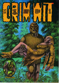 Cover Thumbnail for Grim Wit (Rip Off Press, 1972 series) #1