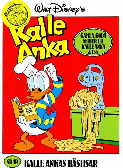 Cover for Kalle Ankas bästisar (Hemmets Journal, 1974 series) #19