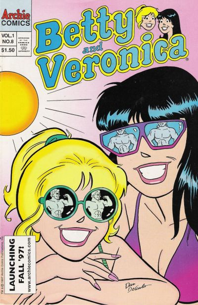 Cover for Archie's Ten Issue Collector's Set (Archie, 1997 series) #8