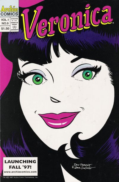 Cover for Archie's Ten Issue Collector's Set (Archie, 1997 series) #9