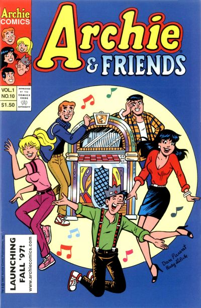 Cover for Archie's Ten Issue Collector's Set (Archie, 1997 series) #10
