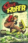 Cover for Steve Roper (Eastern Color, 1948 series) #3