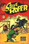 Cover for Steve Roper (Eastern Color, 1948 series) #4