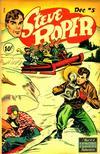 Cover for Steve Roper (Eastern Color, 1948 series) #5