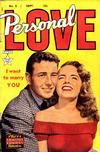 Cover for Personal Love (Eastern Color, 1950 series) #5