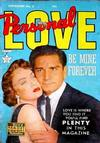Cover for Personal Love (Eastern Color, 1950 series) #6