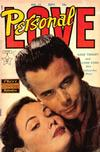 Cover for Personal Love (Eastern Color, 1950 series) #11