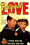 Cover for Personal Love (Eastern Color, 1950 series) #16