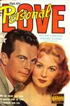 Cover for Personal Love (Eastern Color, 1950 series) #23