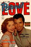 Cover for Personal Love (Eastern Color, 1950 series) #27