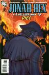 Cover for Jonah Hex (DC, 2006 series) #7