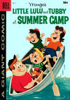 Cover for Marge's Little Lulu and Tubby at Summer Camp (Dell, 1957 series) #2