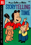 Cover for Marge's Little Lulu and Alvin Storytelling Time (Dell, 1959 series) #1