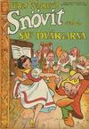 Cover for Walt Disney's serier (Richters Förlag AB, 1950 series) #9B/1951